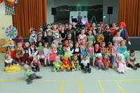 Kinderfasching 08.02.2015